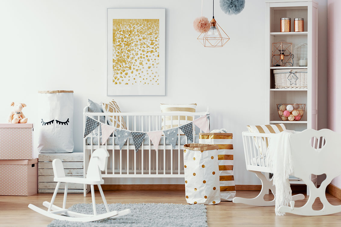 How to make your baby sleep by himself in the crib